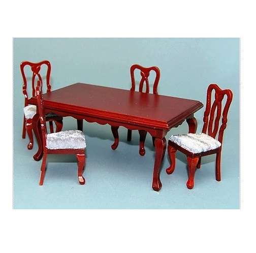 DF102-Dining Room Table & Chairs