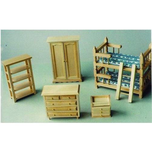 DF813 - Childs Bedroom Set