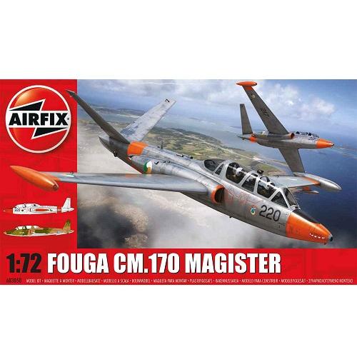 Airfix 03050 - Fouga Magister - Scale 1:72