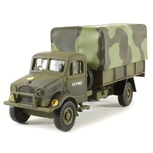 Oxford Diecast 76BD004 - Bedford OY 3 Ton GS & quot;15th Scottish Infantry