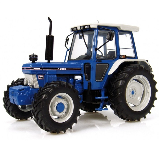 Universal Hobbies 2865 - Ford 7810 Scale - (1.32)