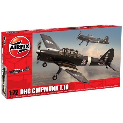 Airfix 01054 - DHC Chipmunk T.10 - Scale 1.72