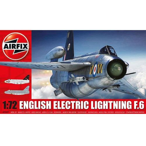 Airfix 05042 - English Electric Lightning F.6 - (1.72)