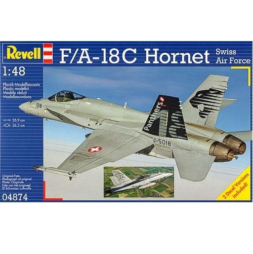 Revell 04874 - McDonnell-Douglas F-A-18C Hornet