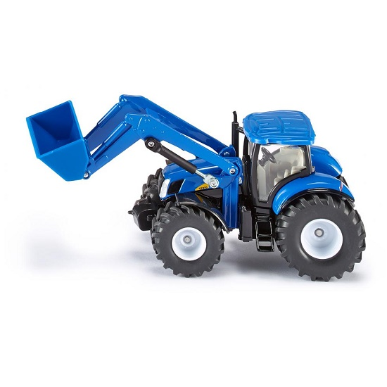 Siku 1986 - New Holland front loader - Scale 1.50