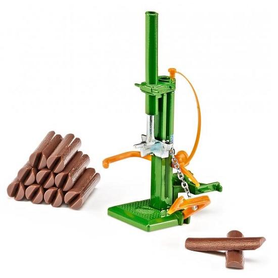 Siku 2468 - Wood Splitter - Scale 1.32