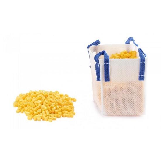 Siku 5595 - Yellow Grain Pellets Big Bag  - 700x700
