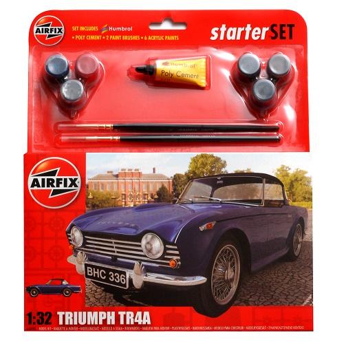 Airfix 50092 - Triumph TR4A - Scale 1.32