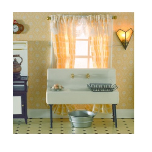 DH 2441 - Butlers Sink with Drain Boards