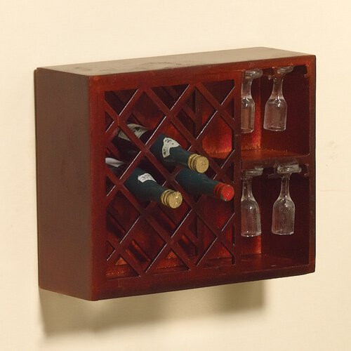 DH 2495 - Wine Rack - Scale 1.12