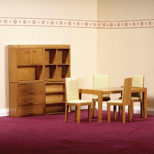DH 4432 - Modern Dining Room