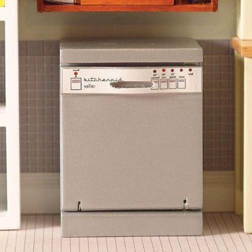 DH 5174 - Silver Dishwasher