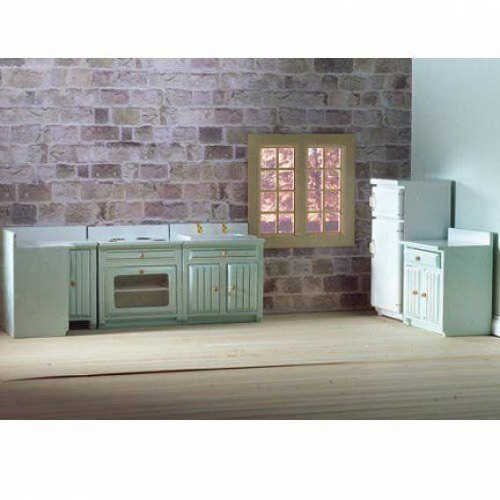 DH 5384 - Fitted Kitchen Set, 5pcs