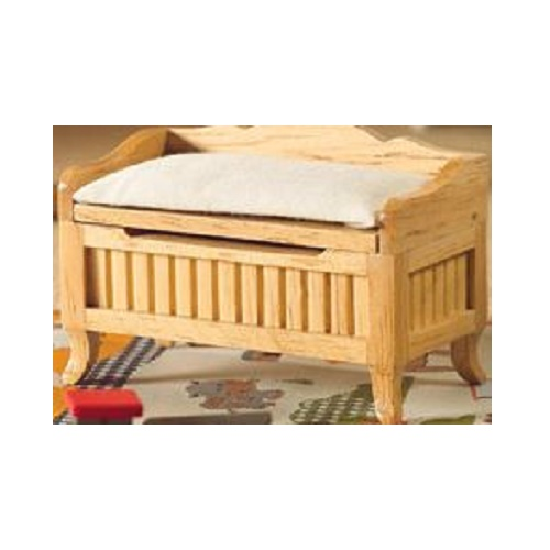 DH 5617 - Pine Toy Box with Lid -