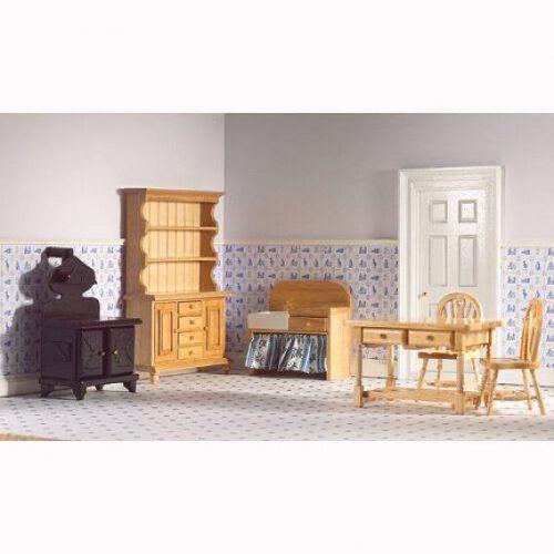 DH 5966 - Traditional Kitchen Set, 6 pcs