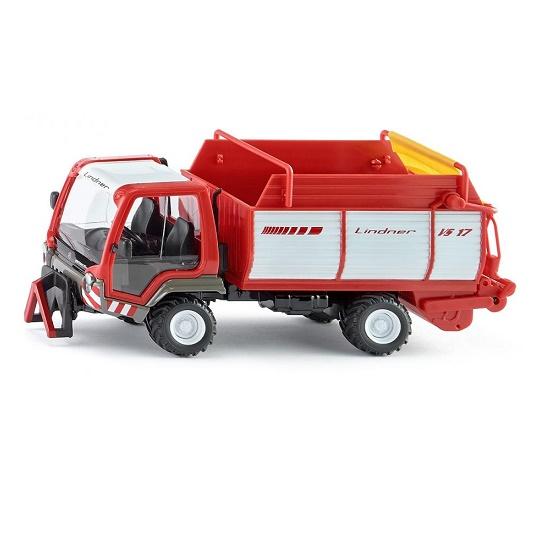 Siku 3061 - Lindner Unitrac with Loader Wagon 1.32