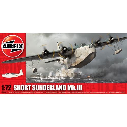 Airfix 06001 - Short Sunderland - Scale 1.72
