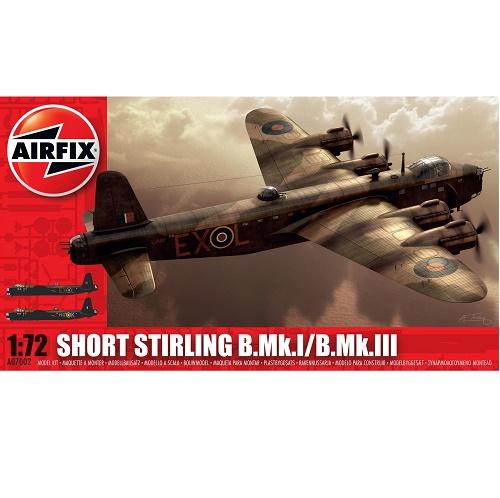Airfix 07002 - Short Stirling Mk.I - Mk.II - Scale 1.72