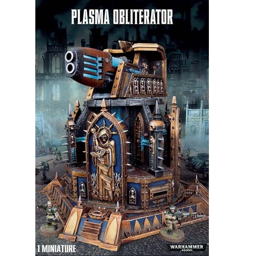 Warhammer 40K - 64-61 - Plasma Obliterator