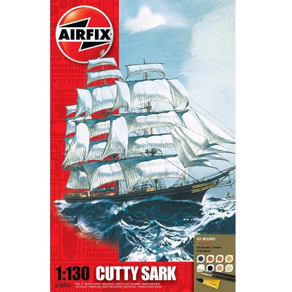 Airfix 50045 - Cutty Sark Gift Set 1.130