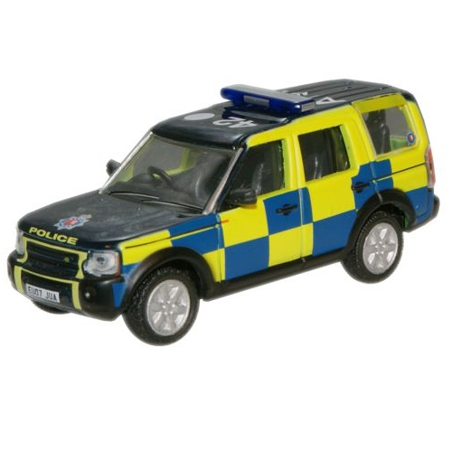 Oxford 76LRD001 - Landrover Discovery 3 - Essex Police