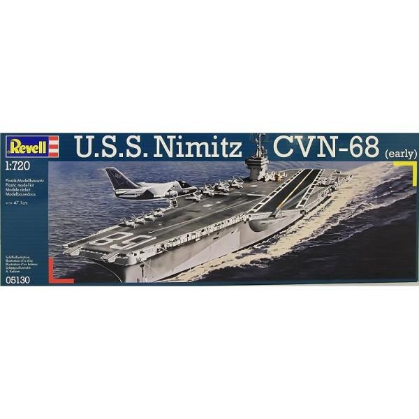 Revell 05130 - USS Nimitz CVN-68 - 1.720