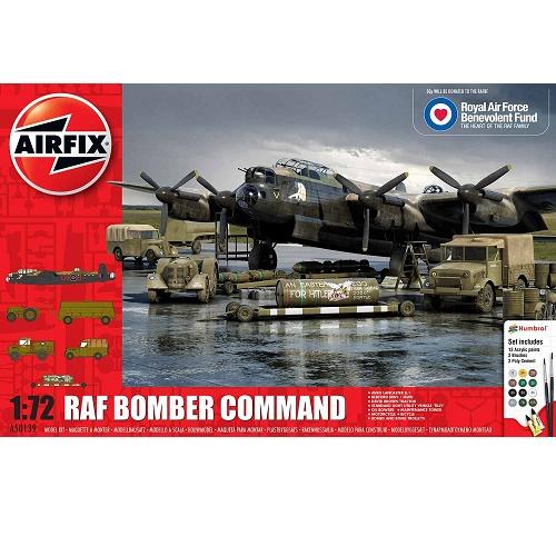 Airfix 50139 - RAF Bomber Command