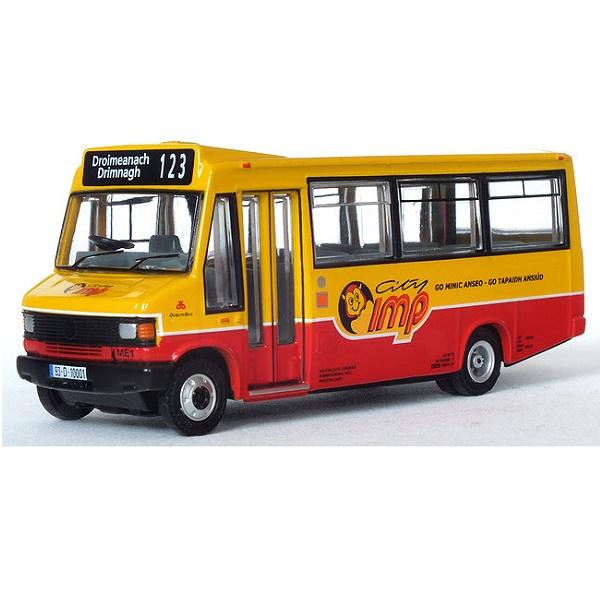 EFE 24821 - Mercedes Minibus - City Imp