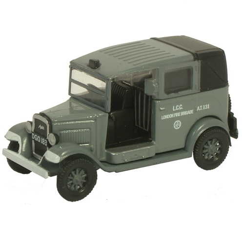 Oxford 76AT003 - Austin Taxi - AFS LCC
