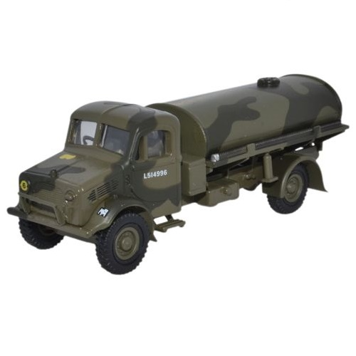 Oxford 76BD016 - Bedford OYC Tanker Eastern Command 1941
