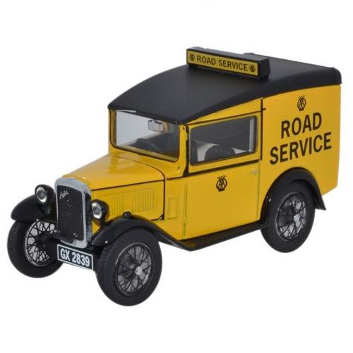 Oxford Austin Seven RN Van AA
