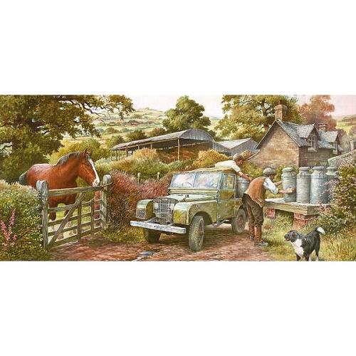 GIB4029 - Country Companions - 636 Pce