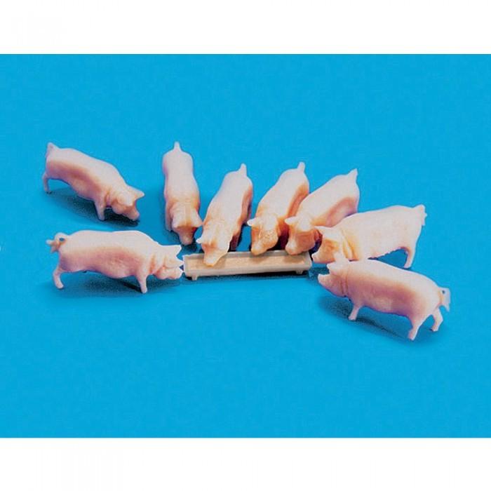 5108 - Pigs & Trough