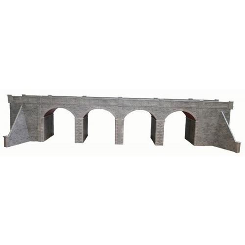 Metcalfe PO241 -  Double Track Viaduct Stone