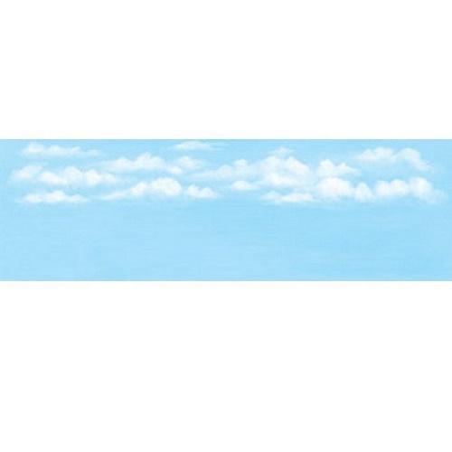 Peco SK19 - Sky, with Cumulus Cloud