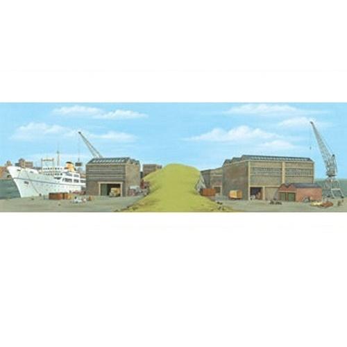 Peco SK41 - Dock Extensions