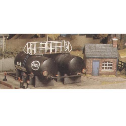 Ratio 529 - Oil Depot