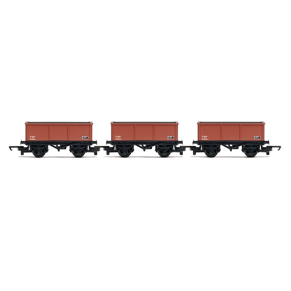 Hornby R6473 - Triple Mineral Wagon Pack - 00 Gauge