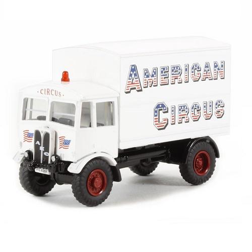 Oxford 76AEC007 - Aec Matador Generator - American Circus
