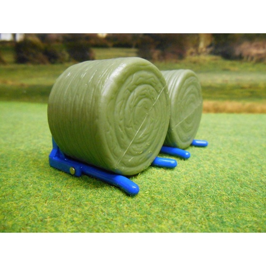 Britains 43141 - Double Bale Lifter