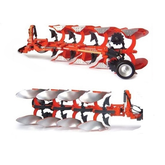 Universal Hobbies 4930 - Kubota RM2005V Mounted Plough