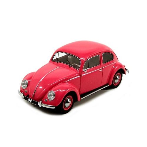 Bburago 12029 - VW Beetle - Red-