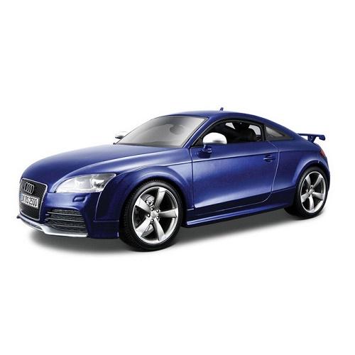 Bburago 12080 - Audi TT RS - Midnight Blue