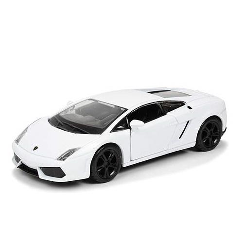 Bburago 43000 - Lamborghini Gallardo LP560-4 - White