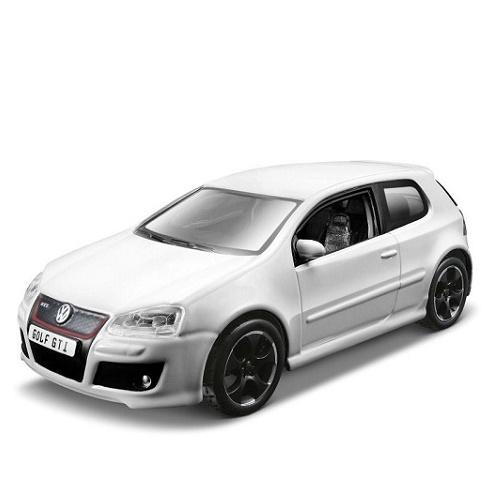 Bburago 43000 - Volkswagen Golf GTI - White - 1.32