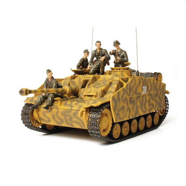 Forces of Valor 80079 -German Sturmgeschutz III Ausf.G - 1.32