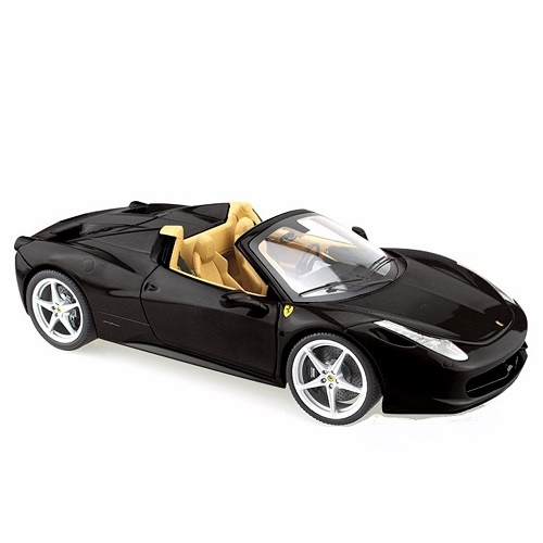 Hot Wheels BLY65 - Ferrari 458 Spider - 1.24