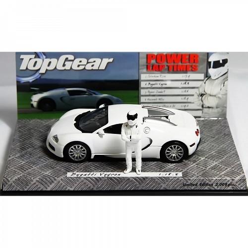 Minichamps 519431100 - Bugatti Veyron - Top Gear