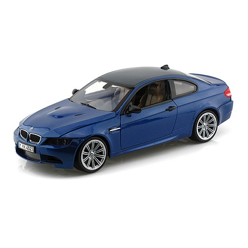 MotorMax 73182 - BMW M3 Coupe - Blue