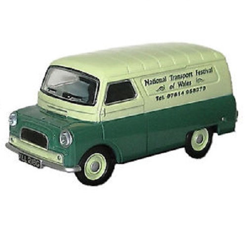 Oxford Diecast Bedford CA National Transport